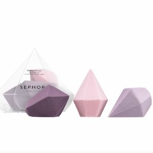 🆕Sephora Collection Diamond Cut Sponge Set🆕